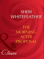 Morning-After Proposal (Mills & Boon Desire) (The Trueno Brides, Book 3)