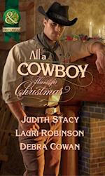 All a Cowboy Wants for Christmas af Judith Stacy