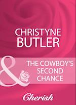 Cowboy's Second Chance (Mills & Boon Cherish)
