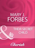 Their Secret Child (Mills & Boon Cherish) (Home to Firewood Island, Book 1) af Mary J. Forbes