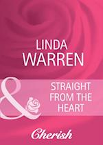 Straight from the Heart af Linda Warren