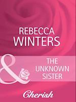 Unknown Sister (Mills & Boon Cherish) (Twins, Book 4)