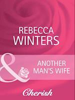 Another Man's Wife (Mills & Boon Cherish)