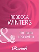 Baby Discovery (Mills & Boon Cherish) (Bachelor Dads, Book 3)
