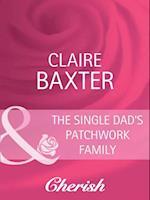 Single Dad's Patchwork Family (Mills & Boon Cherish)