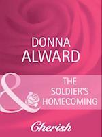 Soldier's Homecoming (Mills & Boon Cherish)