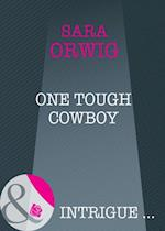 One Tough Cowboy (Mills & Boon Intrigue) (Stallion Pass, Book 2)