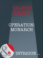 Operation: Monarch (Mills & Boon Intrigue) (The Carramer Trust, Book 3) af Valerie Parv