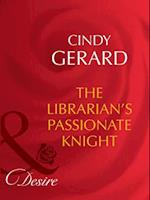 Librarian's Passionate Knight