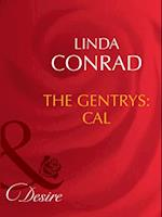Gentrys: Cal (Mills & Boon Desire) (The Gentrys, Book 3)