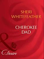 Cherokee Dad (Mills & Boon Desire)