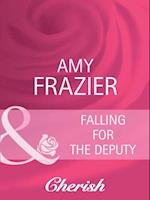 Falling For The Deputy (Mills & Boon Cherish)