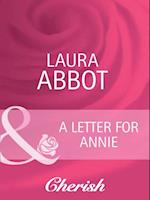 Letter for Annie af Laura Abbot