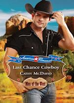 Last Chance Cowboy (Mills & Boon American Romance) (Mustang Valley, Book 1) af Cathy Mcdavid