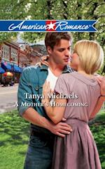 Mother's Homecoming (Mills & Boon American Romance)