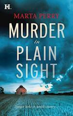 Murder in Plain Sight af Marta Perry