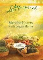 Mended Hearts (Mills & Boon Love Inspired) (Men of Allegany County, Book 3) af Ruth Logan Herne