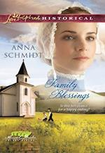 Family Blessings (Mills & Boon Love Inspired Historical) (Amish Brides of Celery Fields, Book 2)