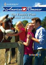 Family Plan (Mills & Boon Love Inspired) (Fatherhood, Book 17) af Cathy Mcdavid