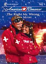 Right Mr. Wrong (Mills & Boon Love Inspired)