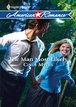 Man Most Likely (Mills & Boon Love Inspired)