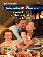 Once Upon a Thanksgiving (Mills & Boon Love Inspired) (American Dads, Book 1)