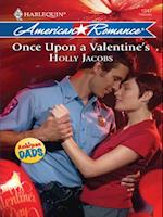 Once Upon a Valentine's (Mills & Boon Love Inspired) (American Dads, Book 3)