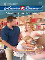 Mommy in Training (Mills & Boon Love Inspired) (Motherhood, Book 6) af Shelley Galloway
