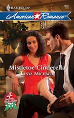 Mistletoe Cinderella (Mills & Boon Love Inspired) (4 Seasons in Mistletoe, Book 2)