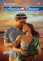 Pregnancy Surprise (Mills & Boon Love Inspired) (Second Sons, Book 2)