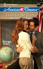 Twins for the Teacher (Mills & Boon Love Inspired) (Times Two, Book 5) af Michele Dunaway