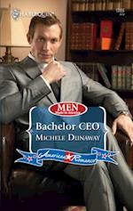 Bachelor CEO (Mills & Boon Love Inspired) (Men Made in America, Book 57) af Michele Dunaway