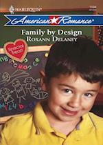 Family by Design (Mills & Boon Love Inspired) (Motherhood, Book 4) af Roxann Delaney