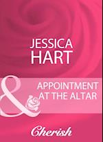 Appointment At The Altar (Mills & Boon Cherish)