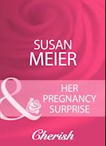 Her Pregnancy Surprise (Mills & Boon Cherish)