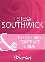 Sheikh's Contract Bride (Mills & Boon Cherish)