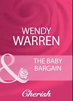 Baby Bargain (Mills & Boon Cherish) (Logan's Legacy Revisited, Book 4)