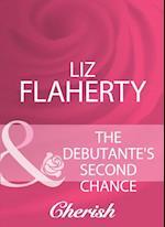 Debutante's Second Chance (Mills & Boon Cherish) af Liz Flaherty