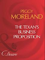 Texan's Business Proposition (Mills & Boon Desire) (A Piece of Texas, Book 4)