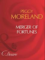 Merger Of Fortunes (Mills & Boon Desire) (Dakota Fortunes, Book 1) af Peggy Moreland