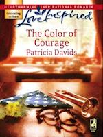 Color of Courage (Mills & Boon Love Inspired) af Patricia Davids