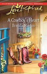 Cowboy's Heart (Mills & Boon Love Inspired) af Brenda Minton