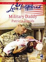 Military Daddy (Mills & Boon Love Inspired) af Patricia Davids