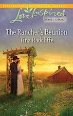 Rancher's Reunion (Mills & Boon Love Inspired) af Tina Radcliffe