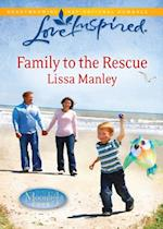 Family to the Rescue af Lissa Manley