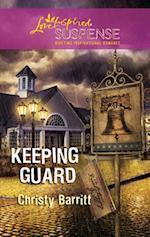 Keeping Guard (Mills & Boon Love Inspired) af Christy Barritt