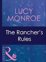 Rancher's Rules (Mills & Boon Modern)