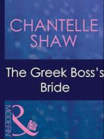 Greek Boss's Bride (Mills & Boon Modern)