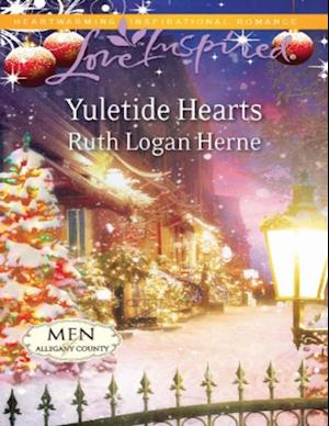 Yuletide Hearts (Mills & Boon Love Inspired) (Men of Allegany County, Book 4)