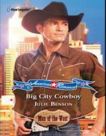 Big City Cowboy (Mills & Boon American Romance) (American Romance's Men of the West, Book 12) af Julie Benson